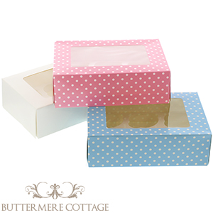 Buttermere Cottage Cake Boxes