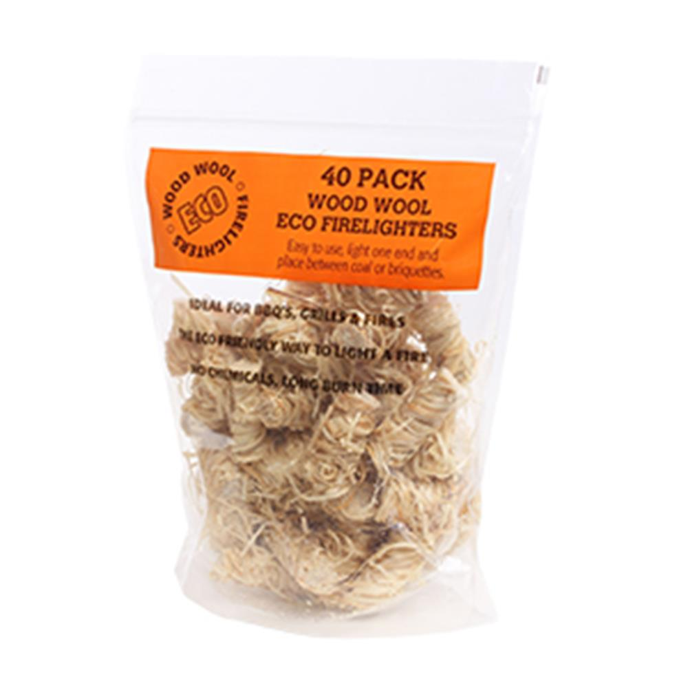 Picture of Wood Wool Eco Firelighters (16 x 40 Pack)