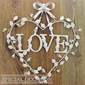 Special Occasion Heart Decoration (Case of 6)