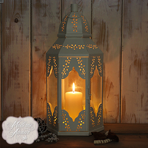 Buy moderne amour cream decor lantern at home bargains picture of moderne amour cream decor lantern junglespirit Image collections