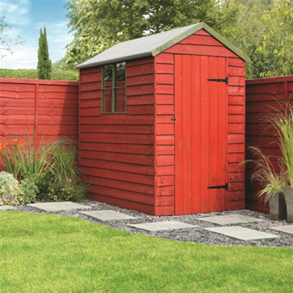 Picture of Ronseal One Coat Timbercare: Red Cedar 9 Litre