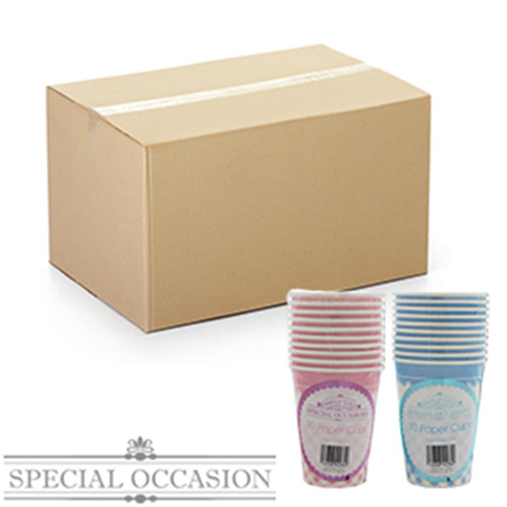 Picture of Special Occasions Paper Cups (Case of 240)