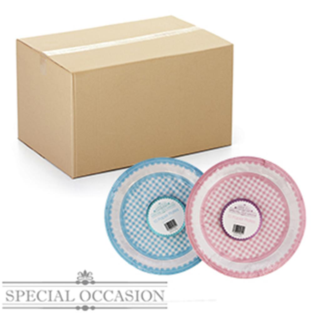 Picture of Special Occasions Paper Plates (Case of 280)