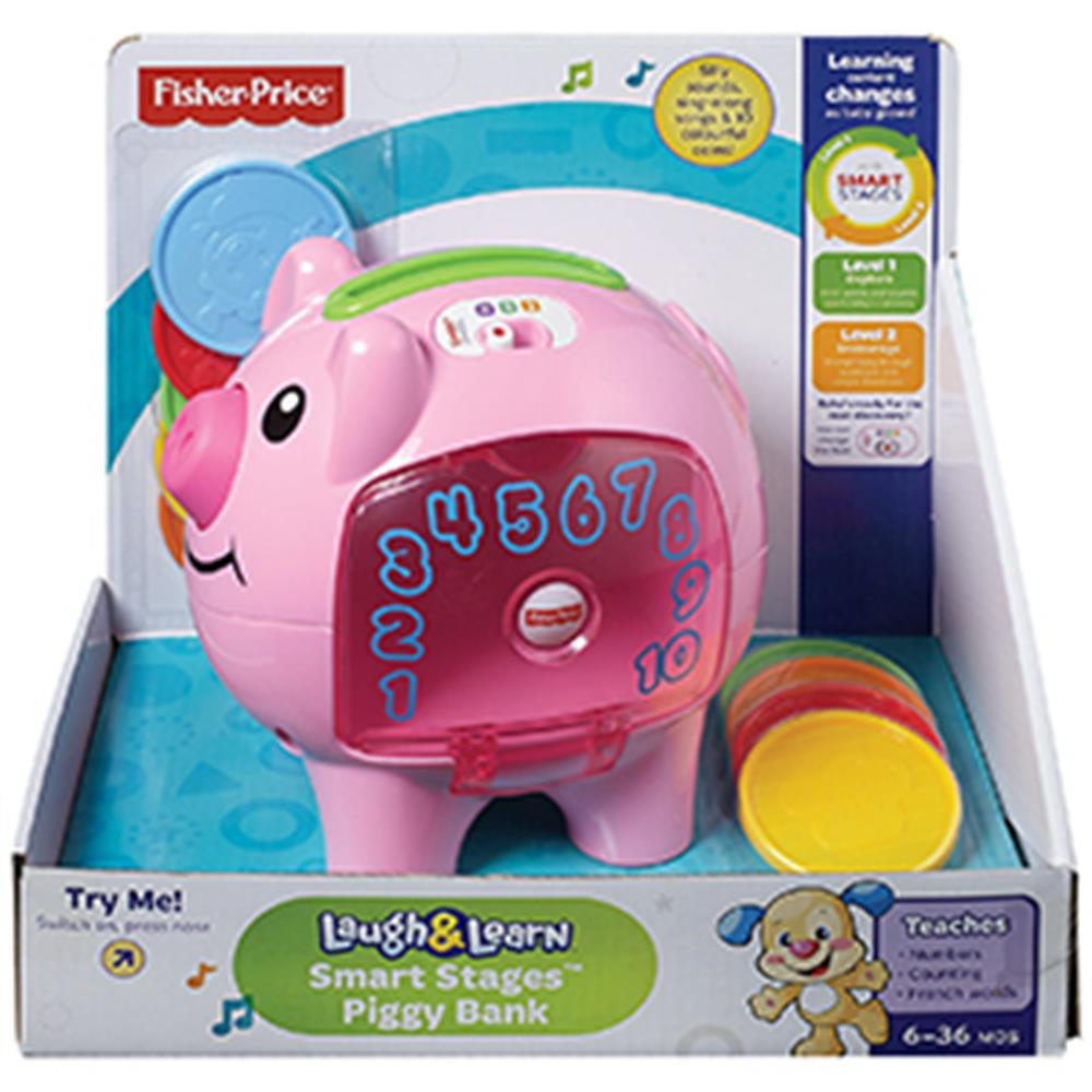 Picture of Fisher-Price Learning Piggy Bank