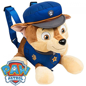 Buy Paw Patrol Backpack Chase At Home Bargains