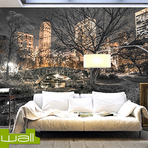buy 1wall central park giant wallpaper mural at home bargains