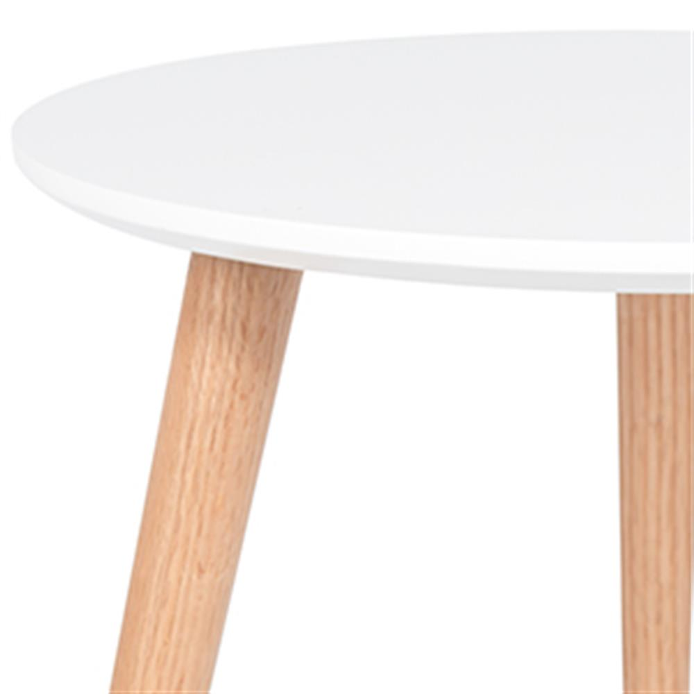 Picture of Loft Range Occasion Side Table: White
