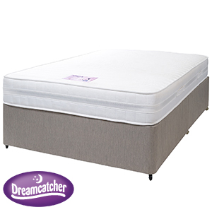 Buy no storage wheat divan base principal mattress at for Divan base no mattress