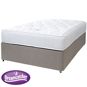 Buy no storage wheat divan base major mattress at home for Divan base no mattress