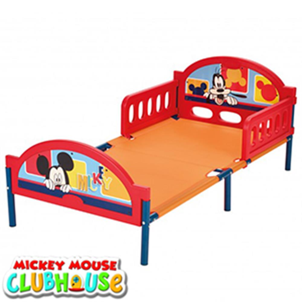 Buy Disney Mickey Mouse Cosytime Toddler Bed Frame at Home ...