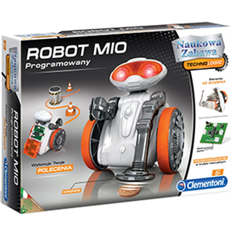 Picture of Clementoni: Mio The Programmable Robot