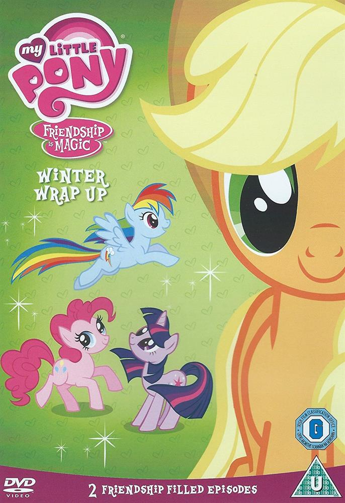 Picture of My Little Pony: Winter Wrap Up DVD