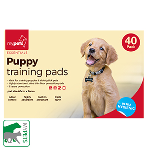 Buy Puppy Deluxe Training Pads: Case of 160 Pads at Home