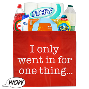 Buy home bargains reuseable shopping bag at home bargains picture of home bargains reuseable shopping bag gumiabroncs Image collections