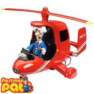 Image result for postman pat helicopter