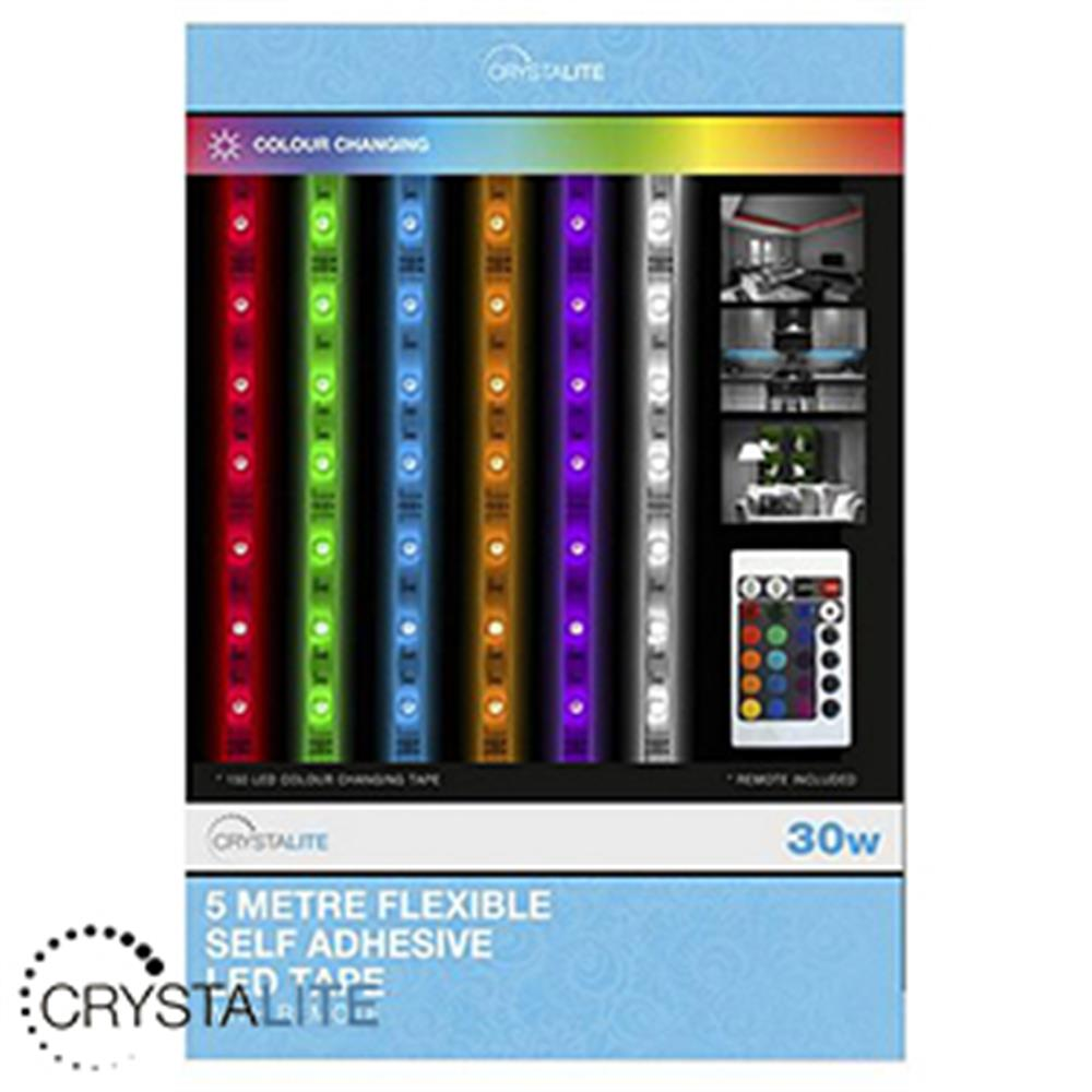 Picture of Crystalite 5m Flexible Self-Adhesive LED Tape