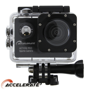 Picture of Accelerate Action Pro Sports Camera