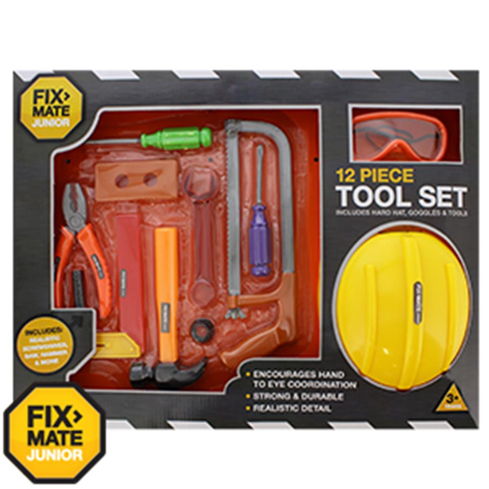 Picture of Fix Mate: 12 Piece Tool Set