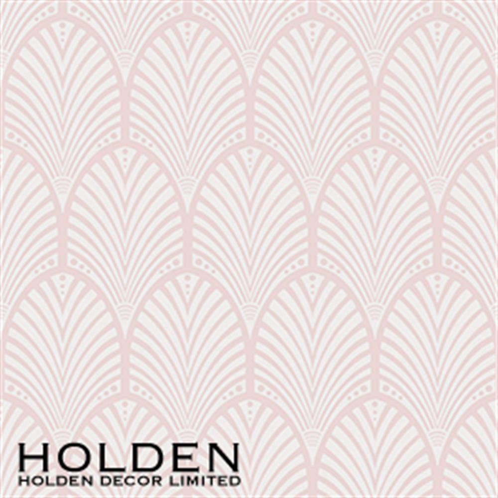 Picture of Statement Rosette: Expanded Vinyl Artisan Dusky Pink