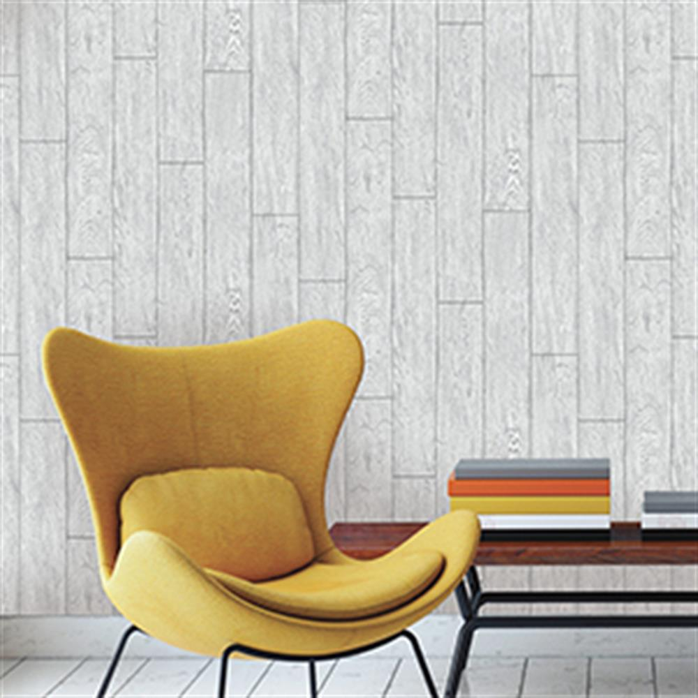 Picture of K2 Living Wallcovering: Wood Effect Grey