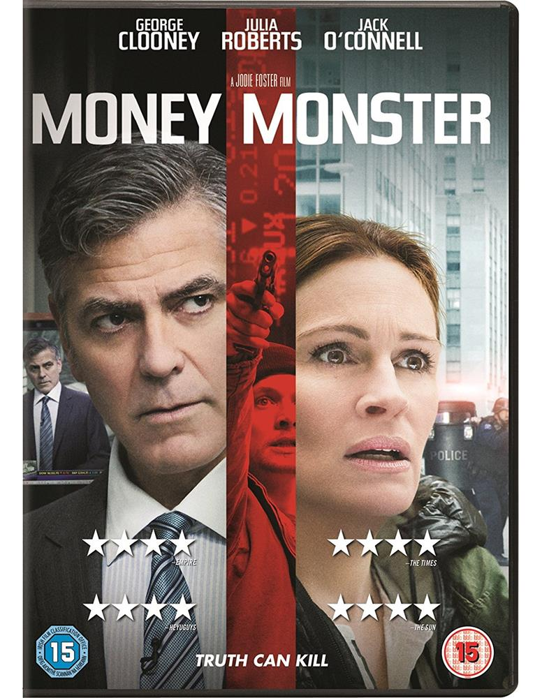 Picture of Money Monster DVD