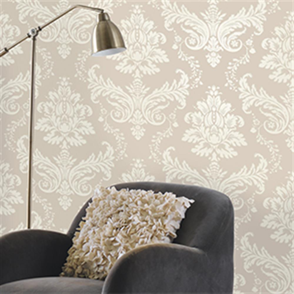 Picture of K2 Living Wallcovering: Alexander Cream