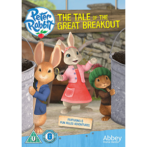 Picture of Peter Rabbit: The Tale of the Great Breakout DVD