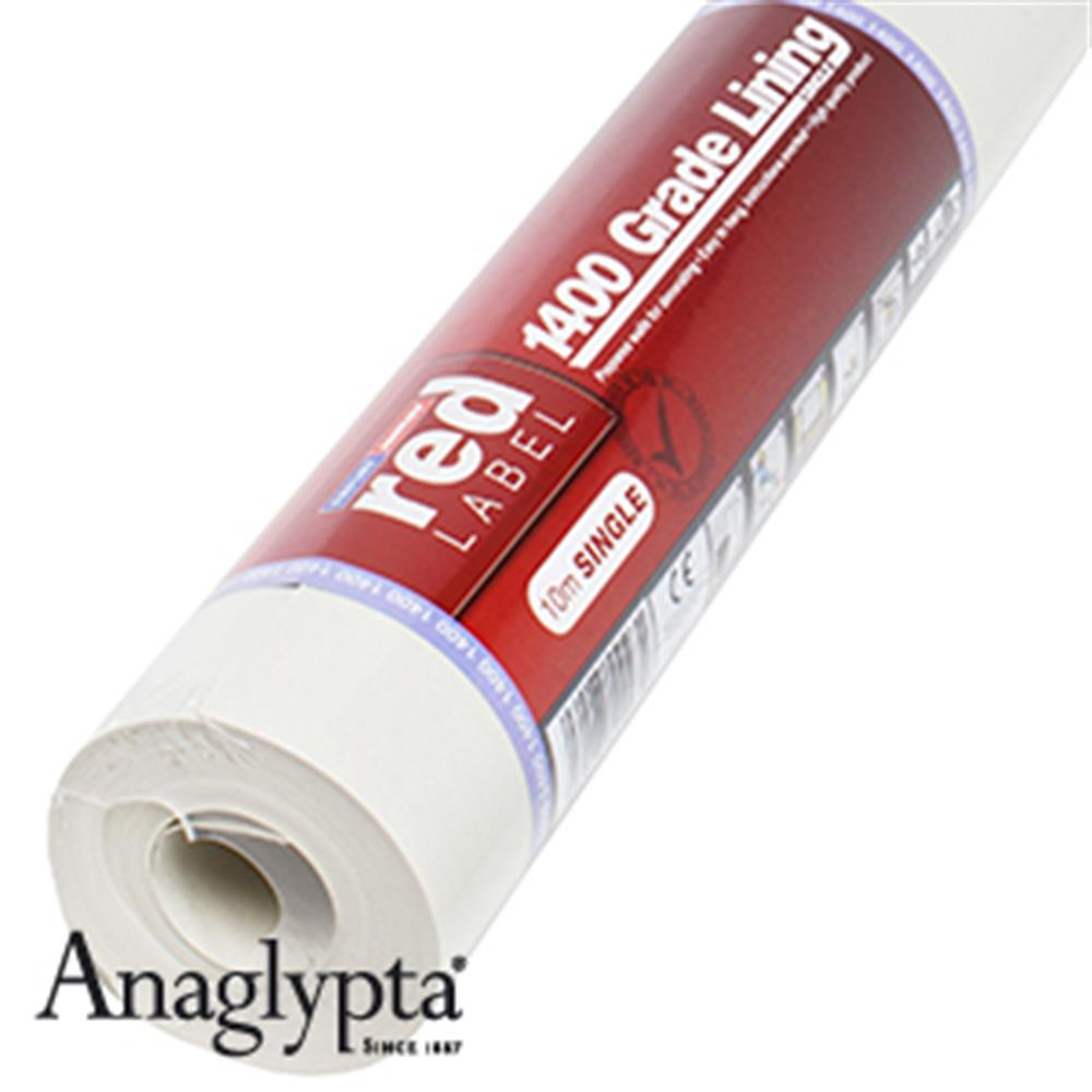 Picture of Anaglypta 1400 Grade Lining 10m Single