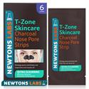 T-Zone Charcoal Nose Pore Stripes (Case of 6 Boxes)