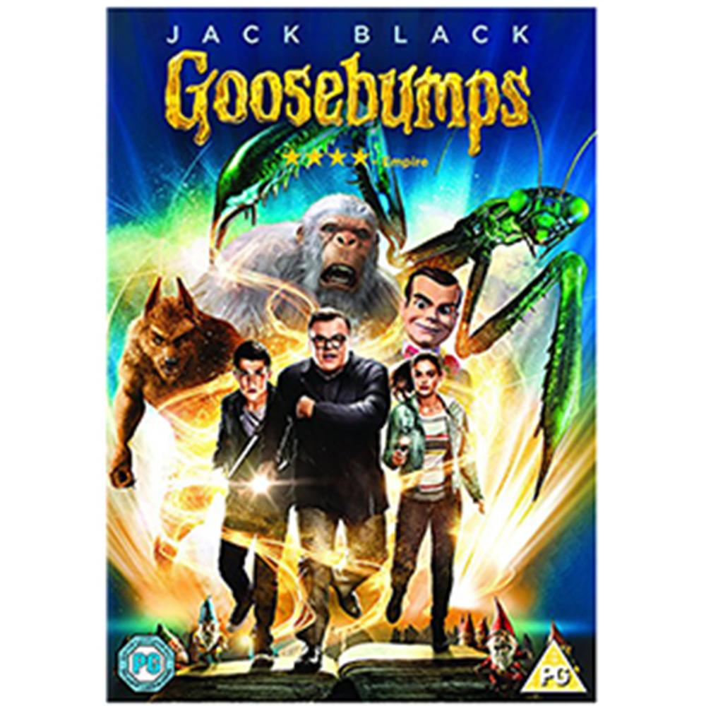 Picture of Goosebumps DVD