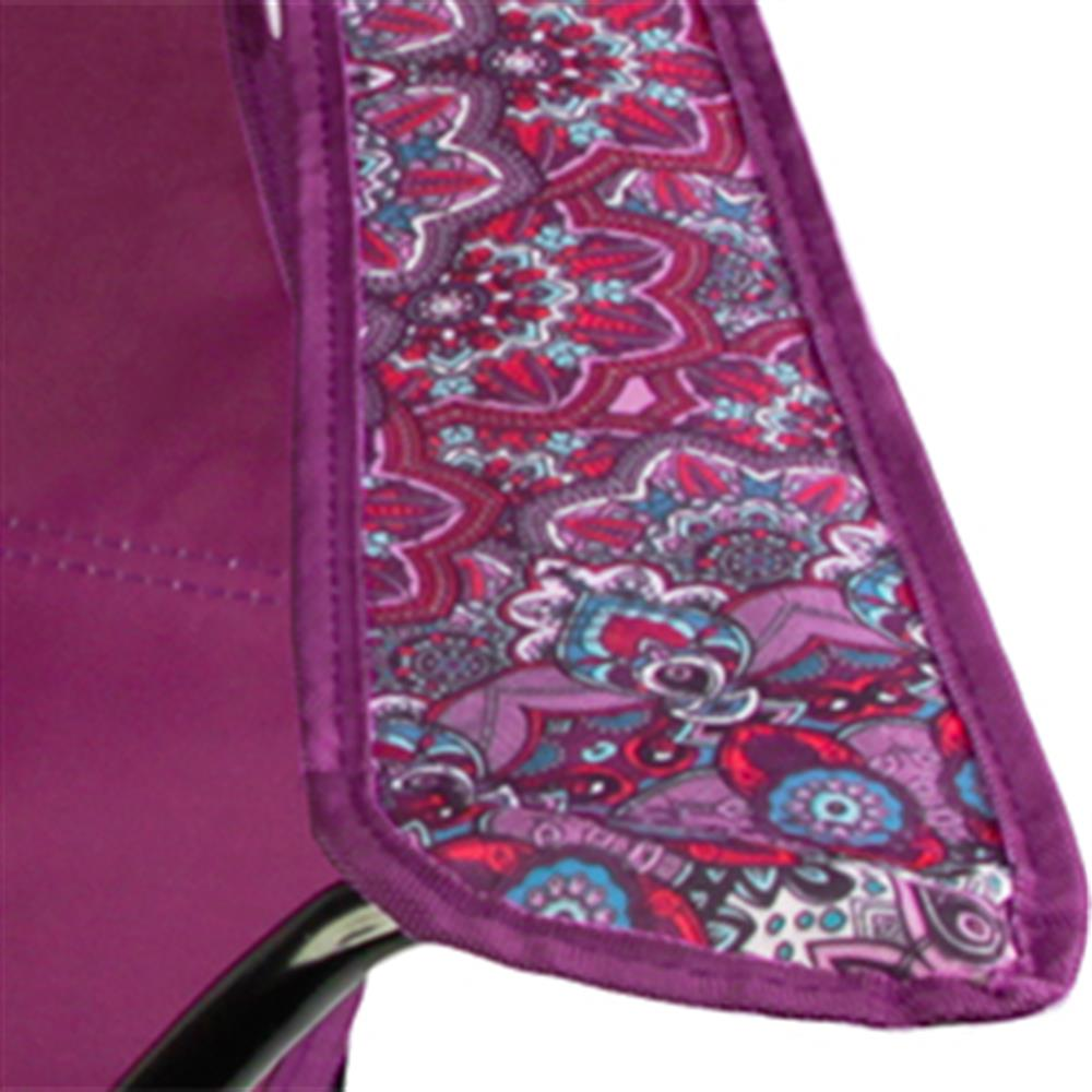 Buy Psychedelic Festival Camping Chair At Home Bargains
