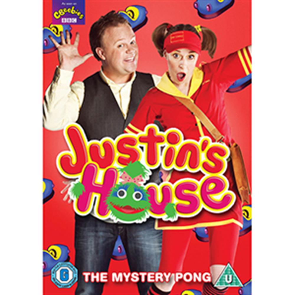 Picture of Justin's House: The Mystery Pong DVD