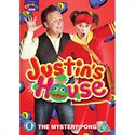 Justin's House: The Mystery Pong DVD