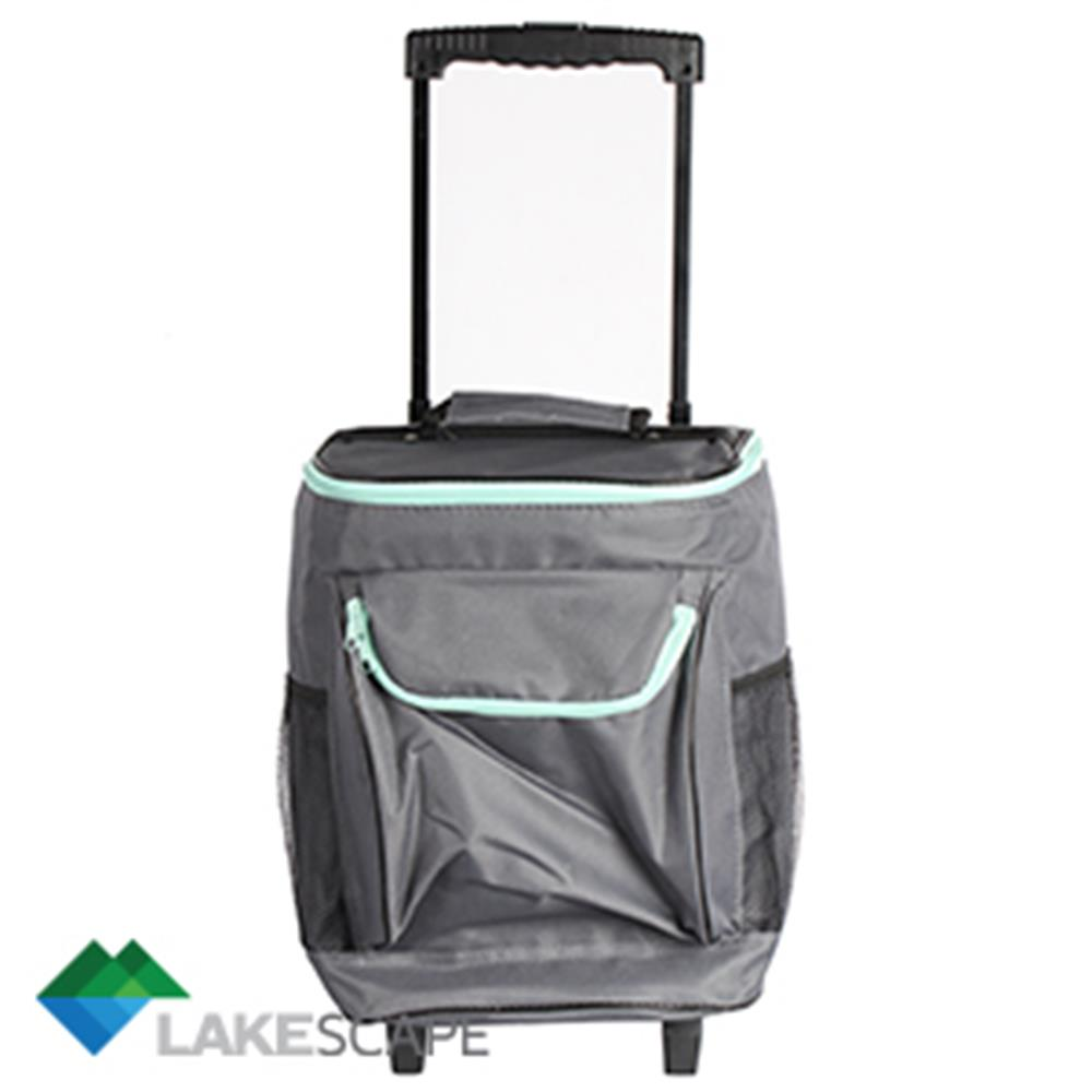 Buy Lakescape Cooler Bag Trolley 40 Litre At Home Bargains