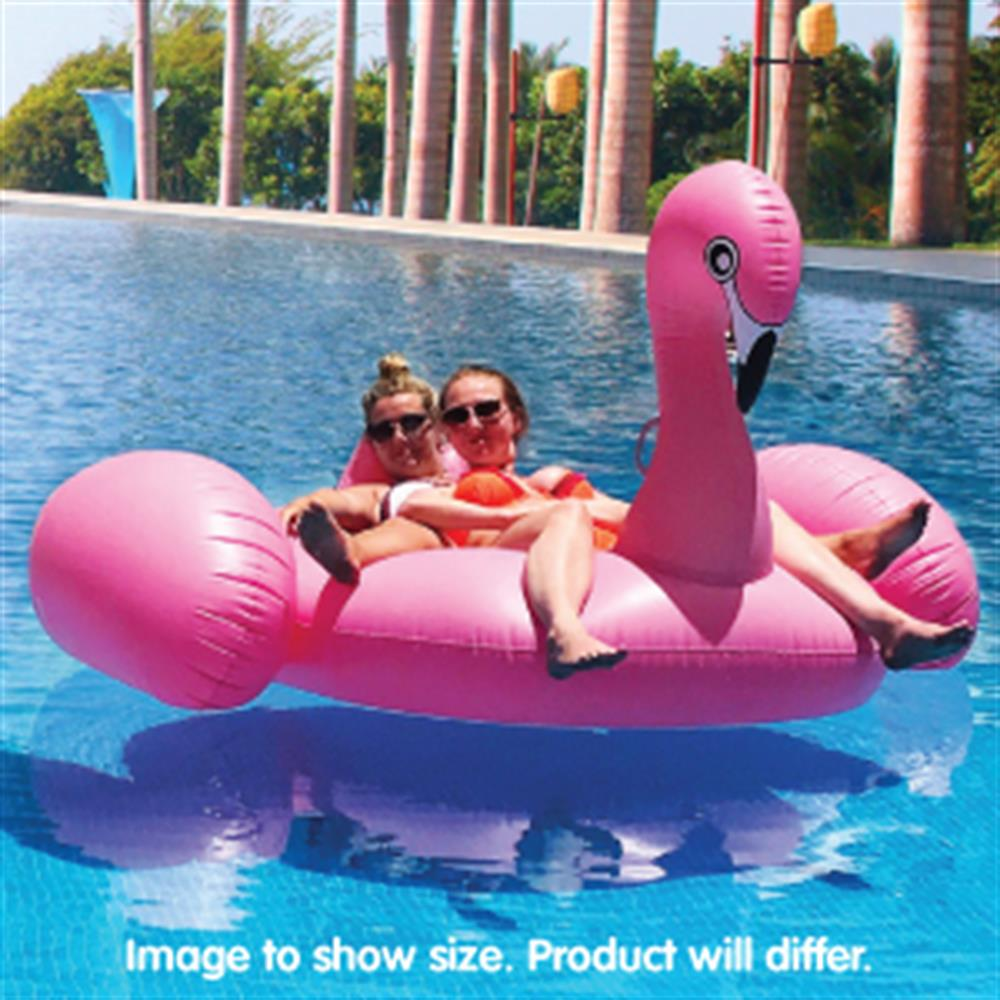 Buy Maya Bay Giant Inflatable Swan Pool Float At Home Bargains