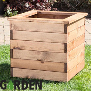 Buy Large Wooden Square Garden Planter at Home Bargains on wooden home, wooden trellis, wooden plates, wooden pedestals, wooden troughs, wooden bookends, wooden arbors, wooden bells, wooden pavers, wooden rakes, wooden bird feeders, wooden chairs, wooden garden, wooden decking, wooden bird houses, wooden toys, wooden benches, wooden plows, wooden bollards, wooden greenhouses,