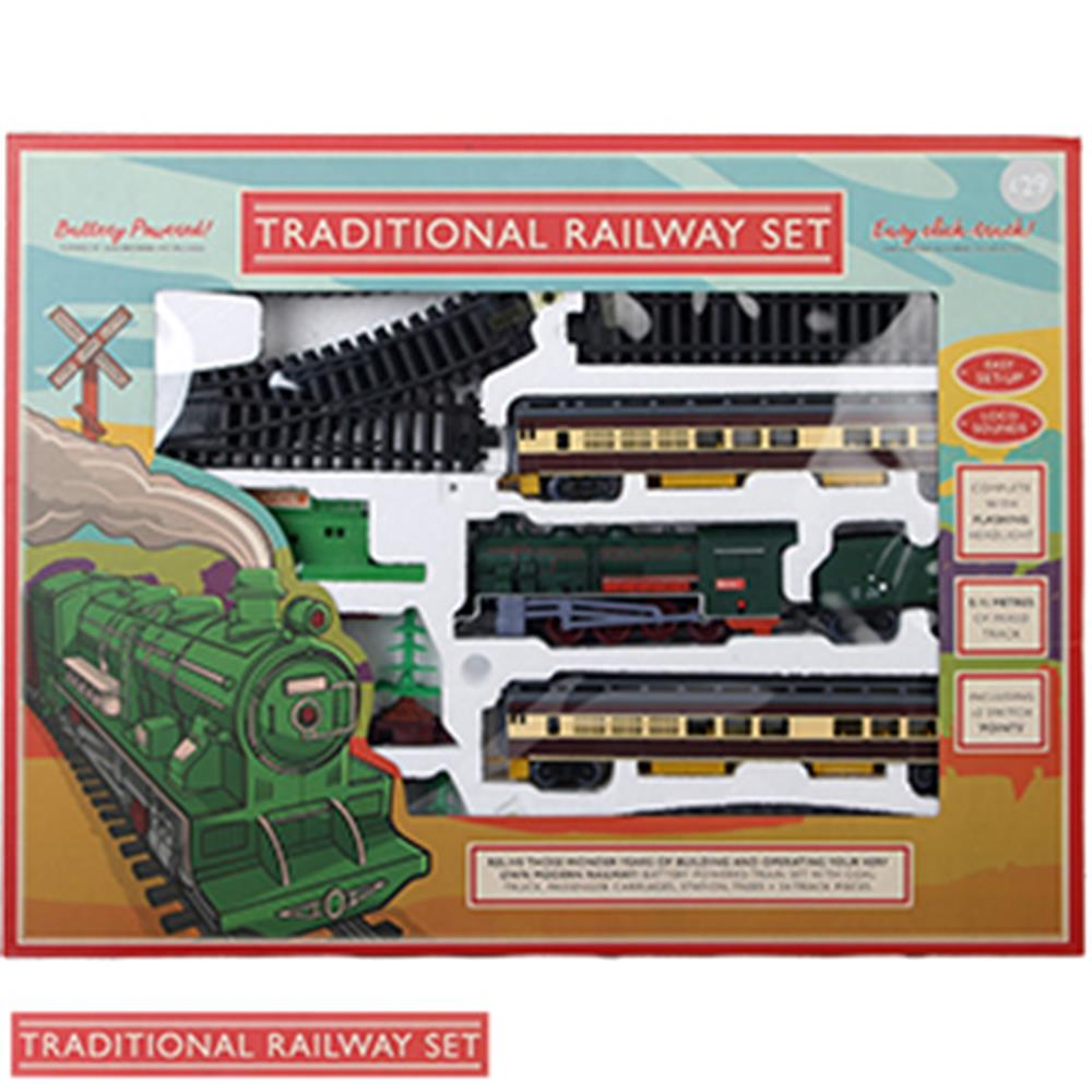 Picture of Traditional Railway Set