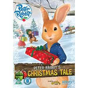 Picture of Peter Rabbit's Christmas Tale DVD