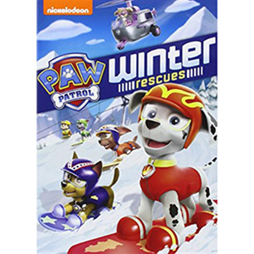 Picture of Paw Patrol Winter Rescues DVD