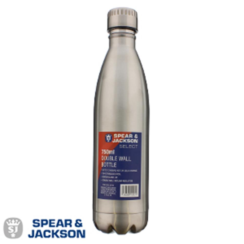 Picture of Spear & Jackson: 750ml Double Wall Bottle