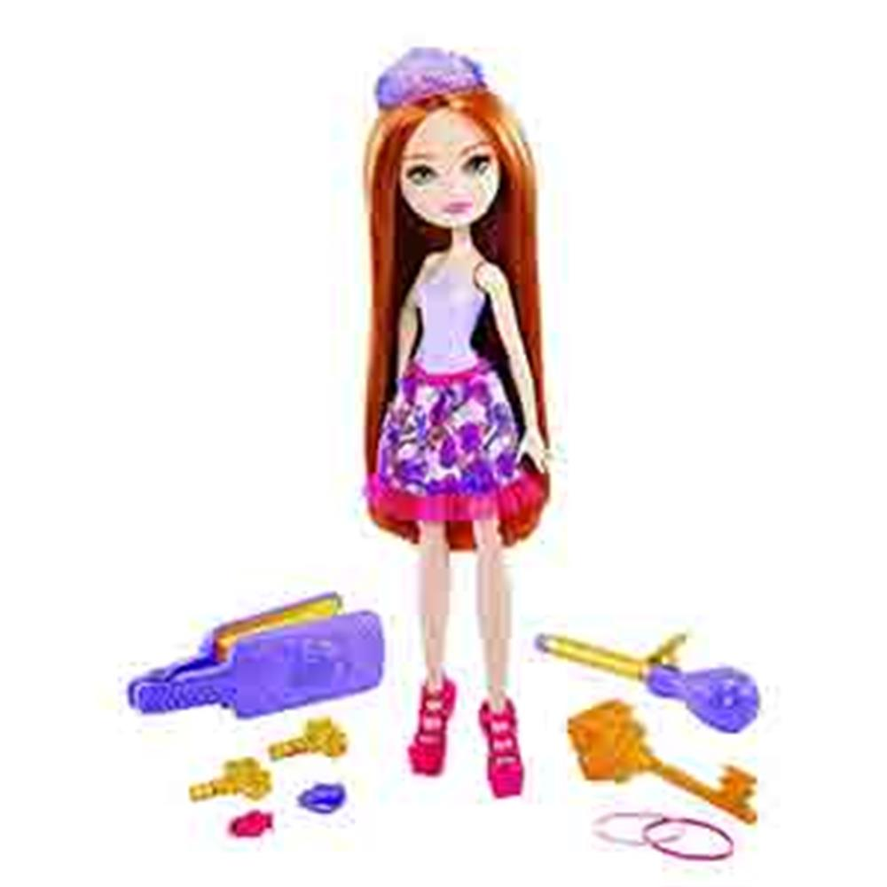 Buy Ever After High: Hairstyling Holly Doll At Home Bargains