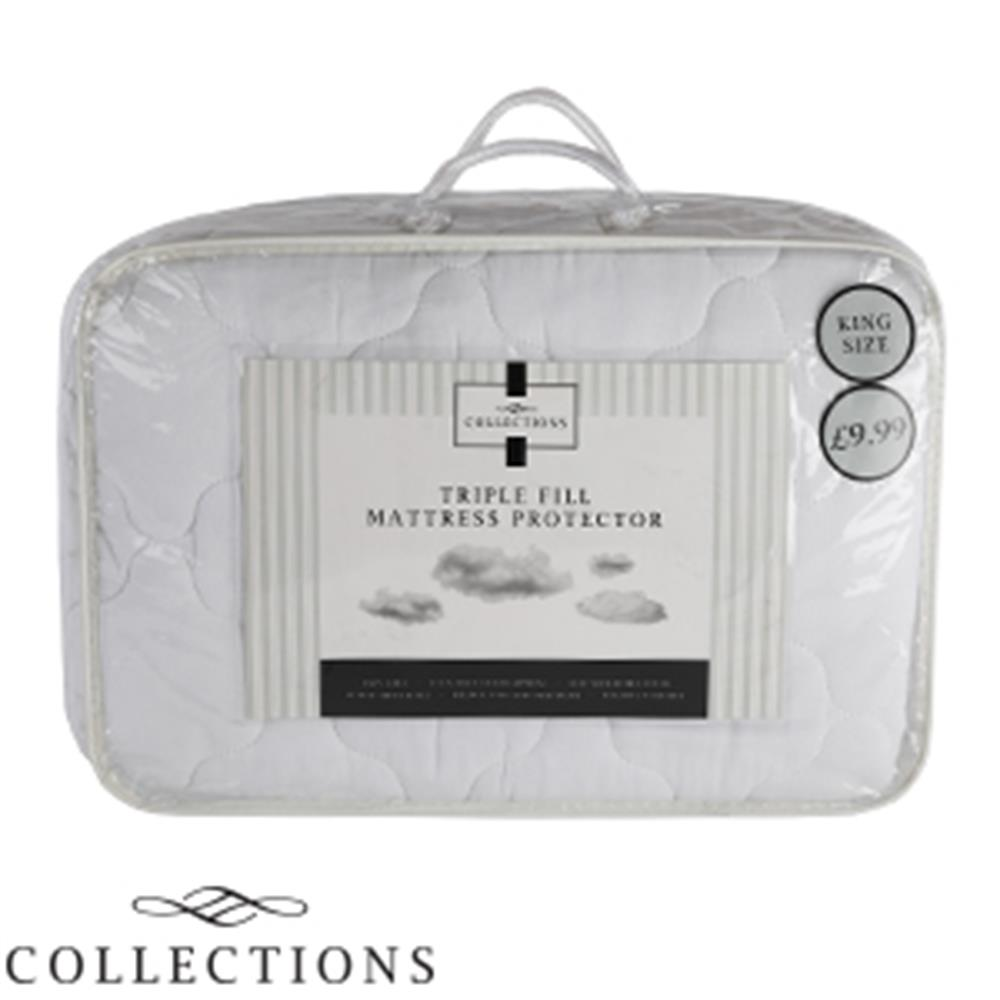 Picture of Collections: Triple Fill Mattress Protector