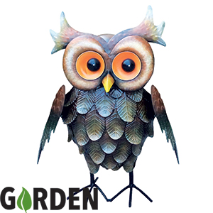 Picture of Garden Metal Ornament: Otis the Owl