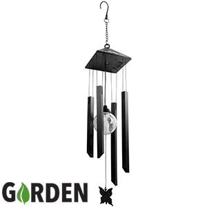 Picture of Firefly Wind Chime Solar Light