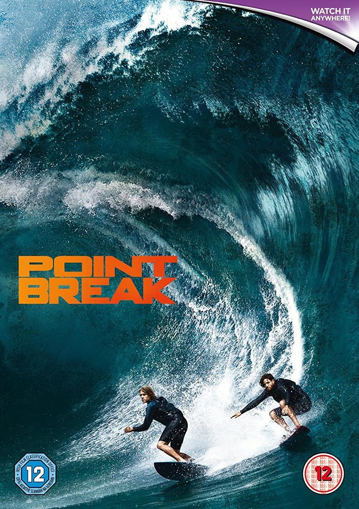 Picture of Point Break DVD