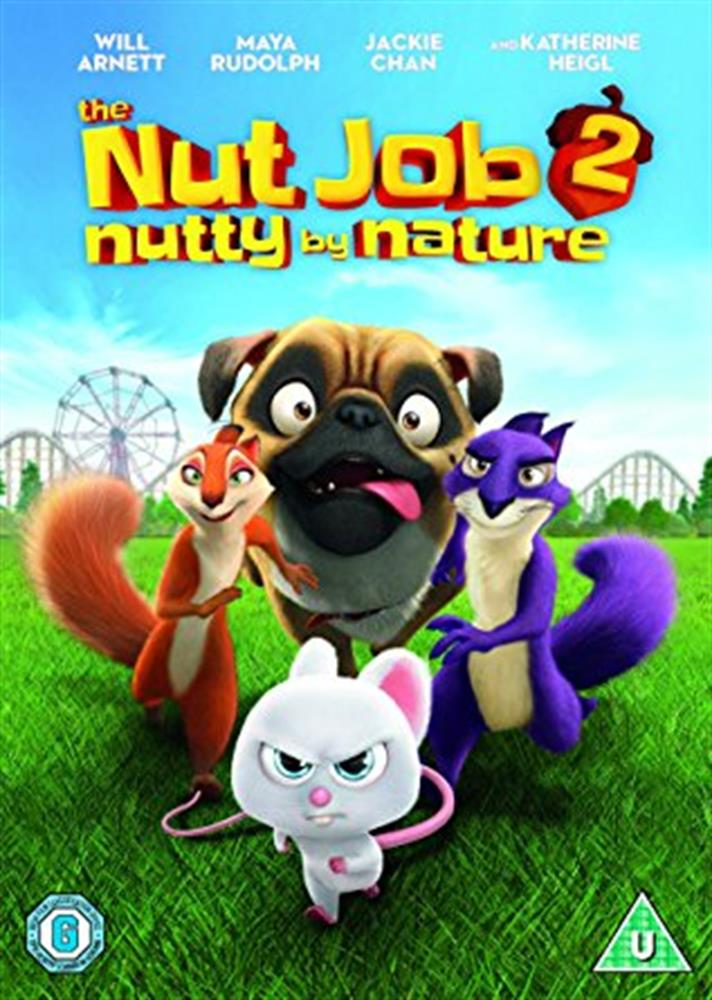 Picture of The Nut Job 2: Nutty by Nature DVD