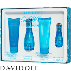 Picture of Davidoff Cool Water Woman EDT Gift Set