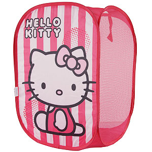 Buy Hello Kitty Pop Up Room Tidy At Home Bargains