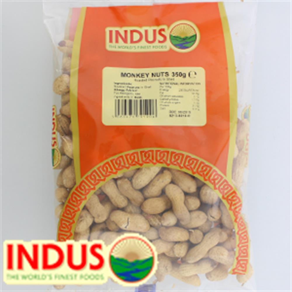 Picture of Indus Monkey Nuts (Case of 12 x 350g)