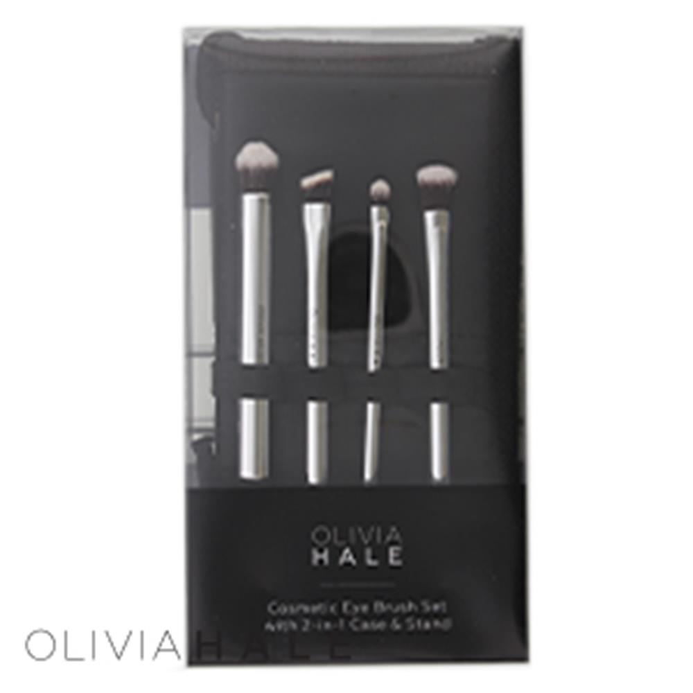 Picture of Olivia Hale Eye Brush Set with 2-in-1 Case & Stand